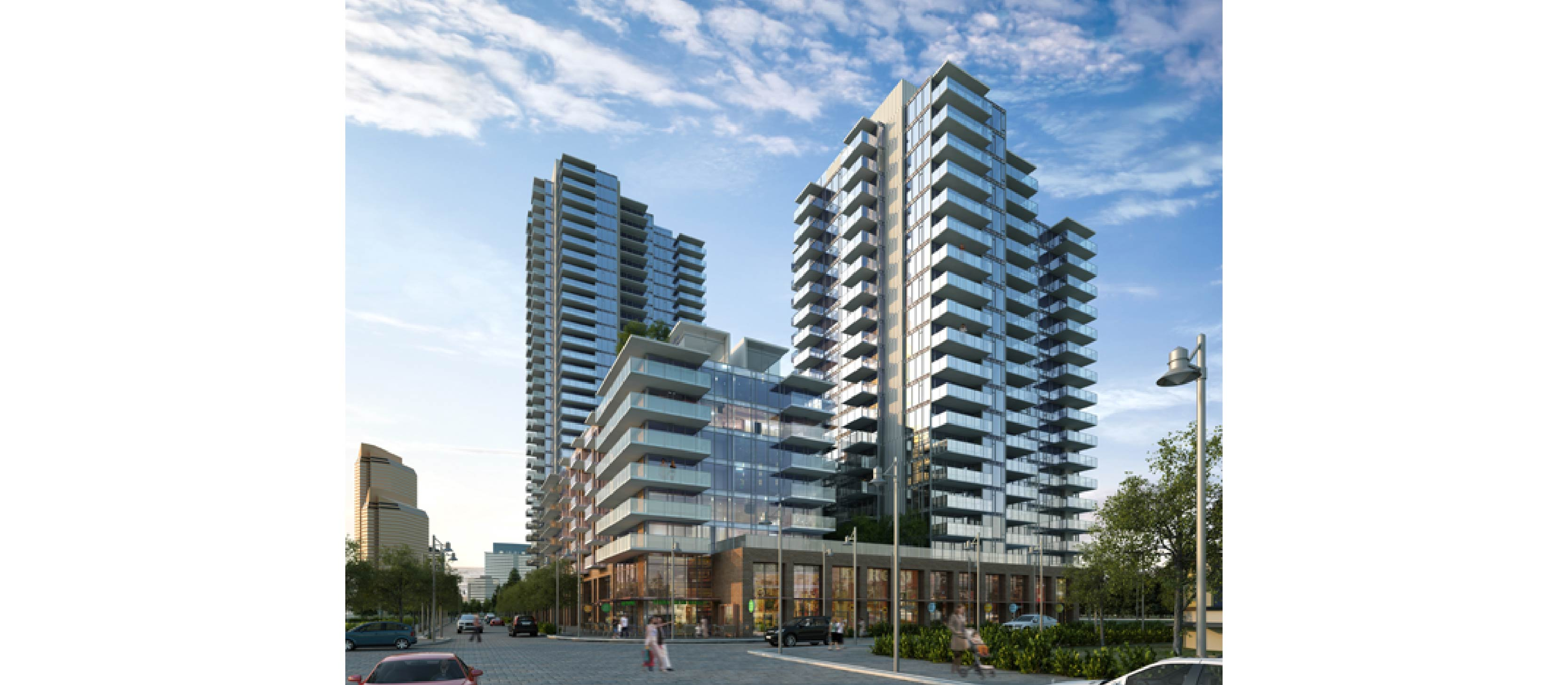Evolution Luxury Condos