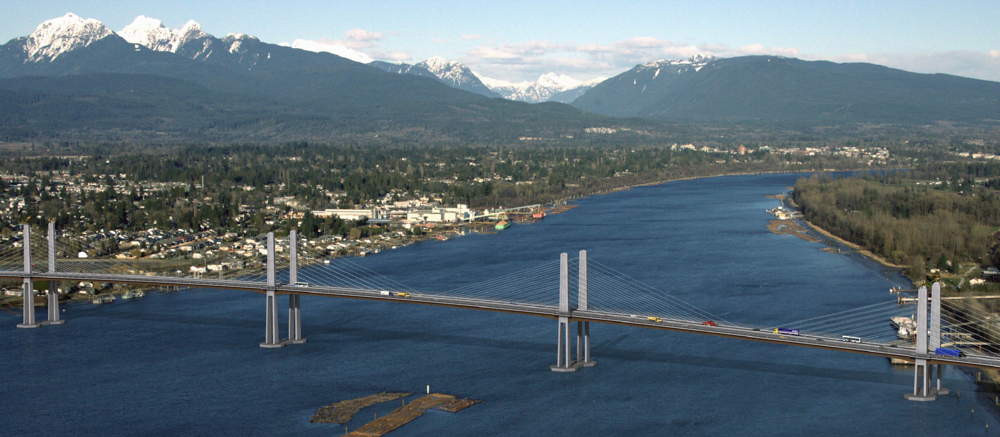 Golden Ears Bridge